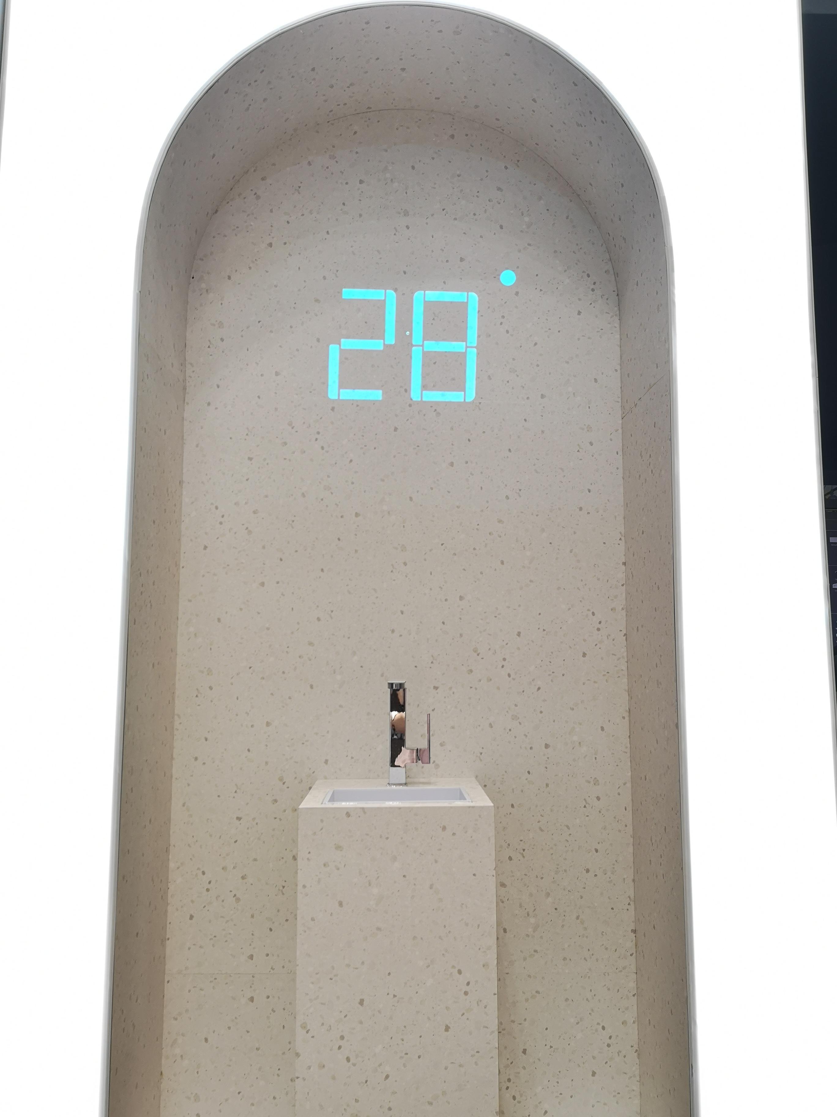 高儀:可以看見溫度的智能龍頭