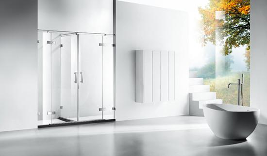 段军会:无极致不境界,定义极简淋浴房