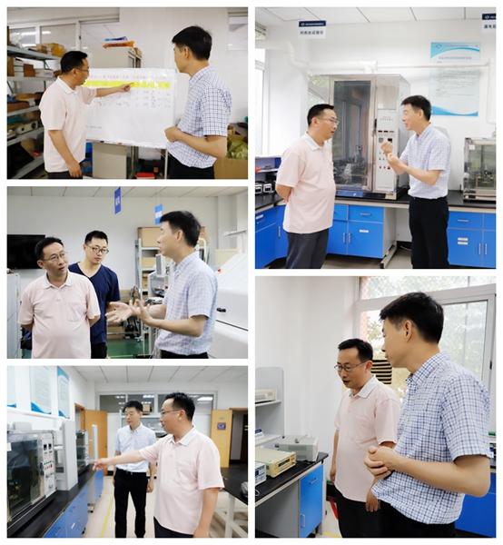 中洁网刘伟艺总裁访问中国计量大学实验室.jpg