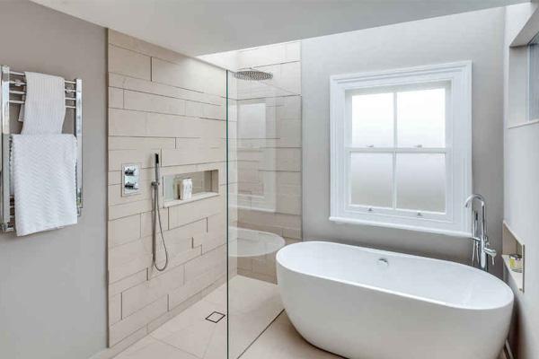 有浴缸的卫生间要不要装隔断由它更由你